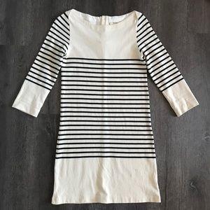 Anthropologie ALLIHOP Striped Nautical dress ( XS)